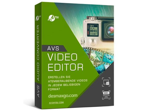 AVS Video Editor 9.4.5 Cracked 2021 Activation Key Download