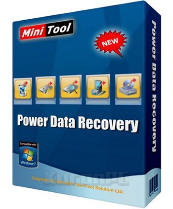 MiniTool Power Data Recovery 9.2 Crack 2021 Free Download