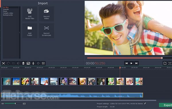 Movavi Video Editor 21 Crack 2021 _ Latest Free Download