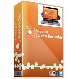 IceCream Screen Recorder Pro 6.26 Crack Free Download