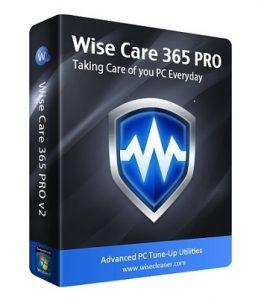 Wise Care 365 Pro 5.8.1 Crack + Key 2021 [Latest]