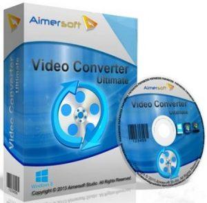 Aimersoft Video Converter Ultimate 11.7.4.3 Crack 2022