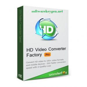 HD Video Converter Factory Pro 24.0 Crack & Serial Key [Latest]
